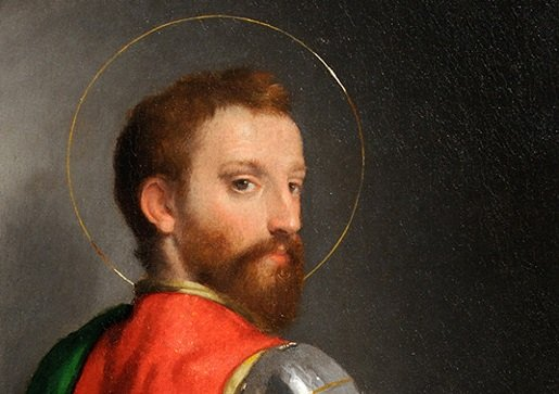 San Defendente Giovan Battista Moroni