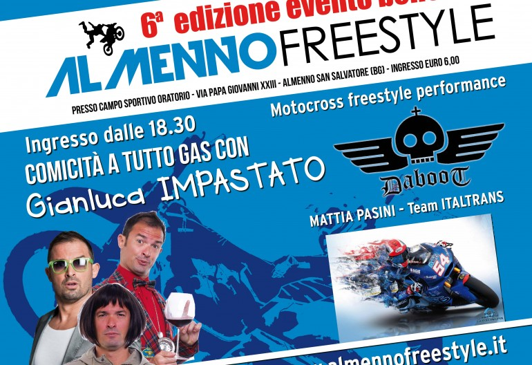 Almenno Freestyle 2016