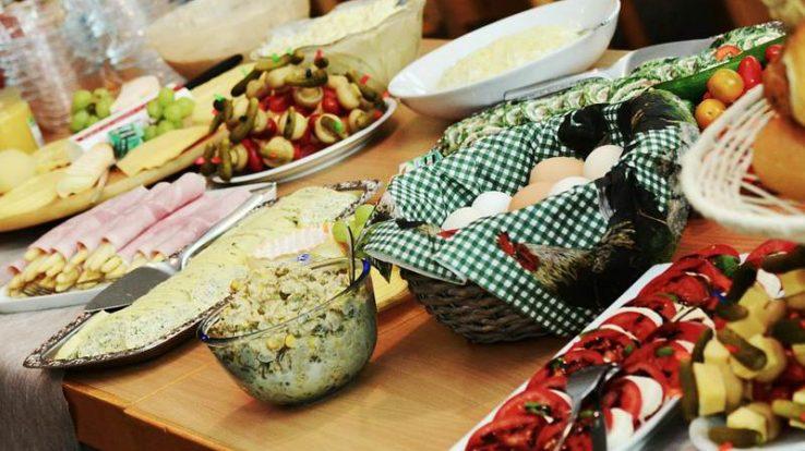Da Dolce Minù una cena self service il 24 marzo