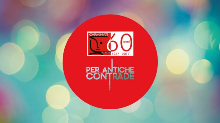 Una serata con Dante per i 60 anni di attività di Foto Ottica Carminati