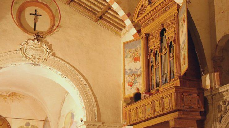 In Tempore Organi, la rassegna di musica d'organo ad Almenno San Salvatore
