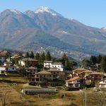 Ampio bilocale panoramico con giardino Corna Imagna