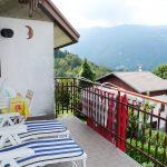 Bilocale con giardino e terrazzo Sant'Omobono Terme