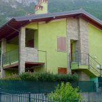 Bilocale con mansarda Valsecca - Bergamo - esterni