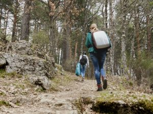 sentieri e itinerari
