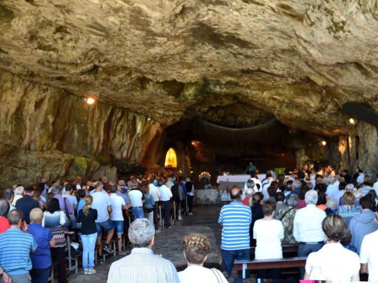 orari delle messe al santuario della cornabusa