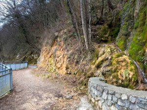 sentiero naturalistico del chitò