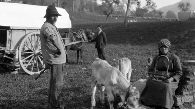 Una mostra fotografica per raccontare la civiltà rurale dei bergamini, allevatori di bestiame