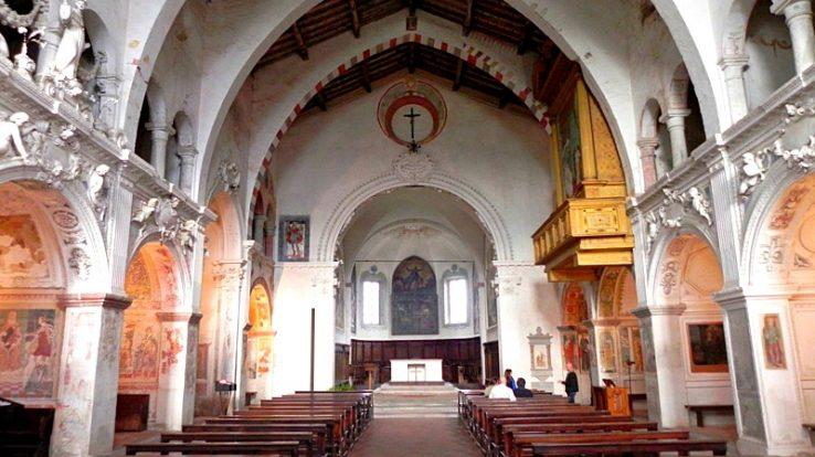 """""""Adotta una formella"""": la campagna per il restauro di San Nicola"""