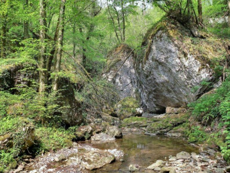 valle del brunone