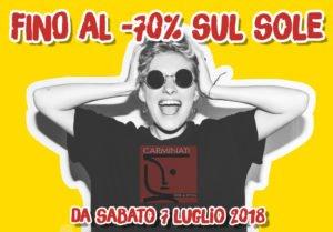 promozione occhiali da sole 2018